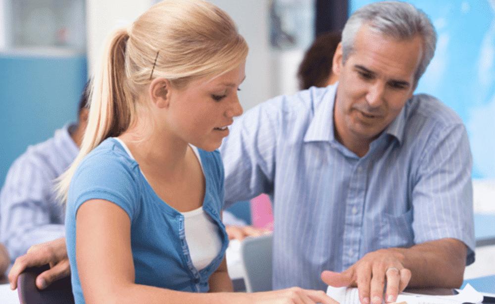 high school tutors image